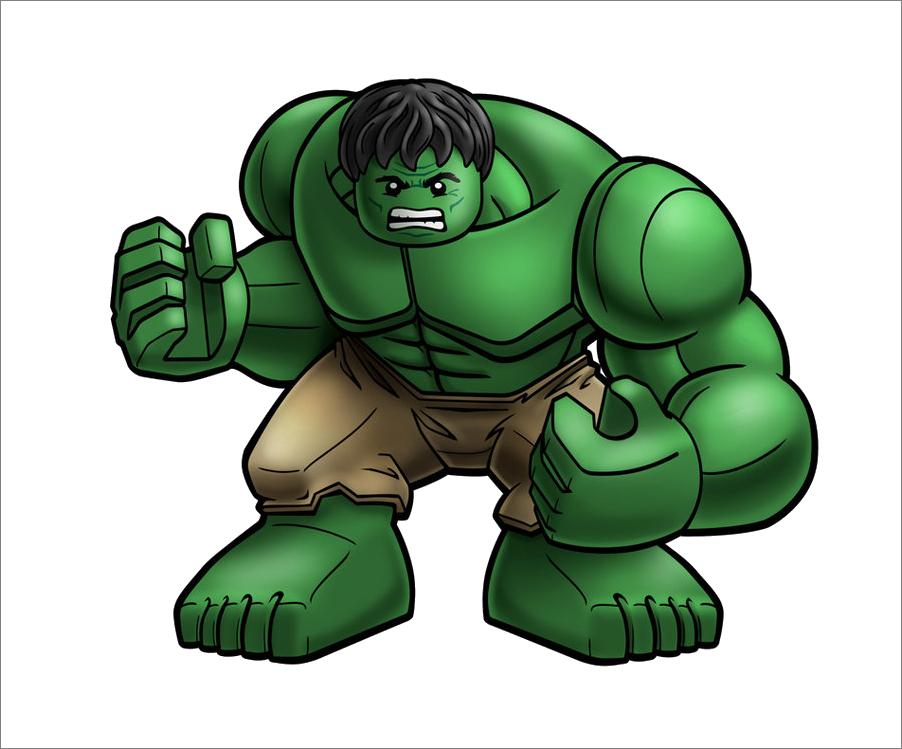 Lego Hulk Ausmalbilder Foto: Clipart Panda - Free Clipart Images