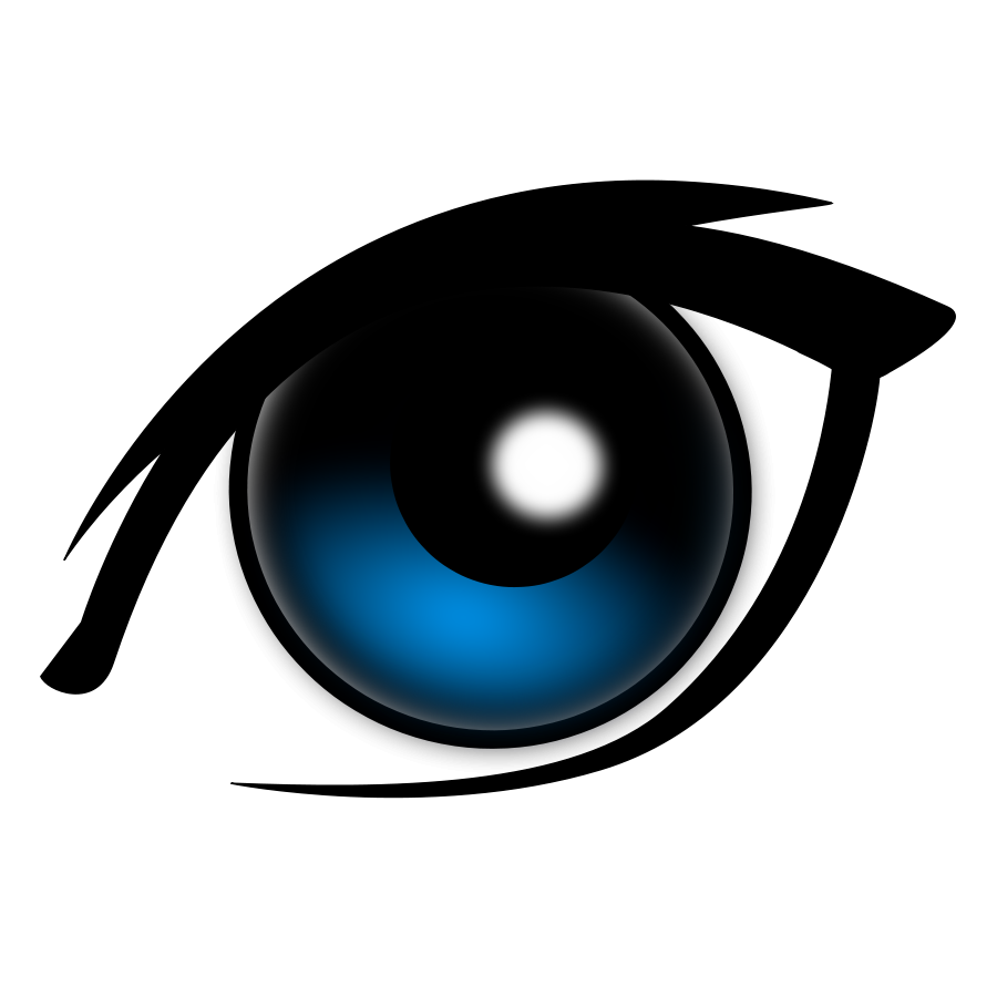 free clip art eye images - photo #9