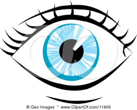 Human Eye Clip Art | Clipart Panda - Free Clipart Images