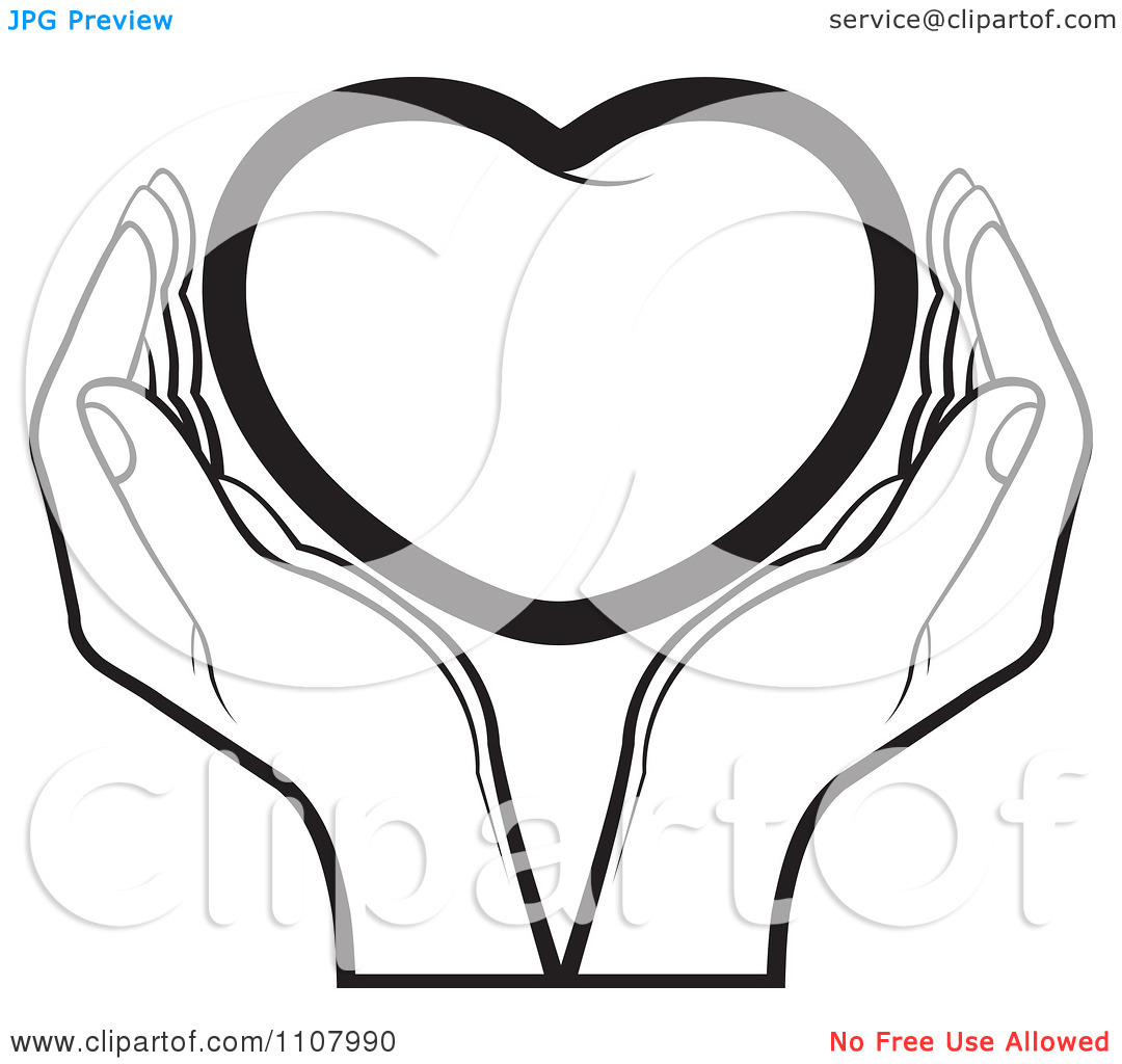 human heart clipart black and white clipart panda free clipart
