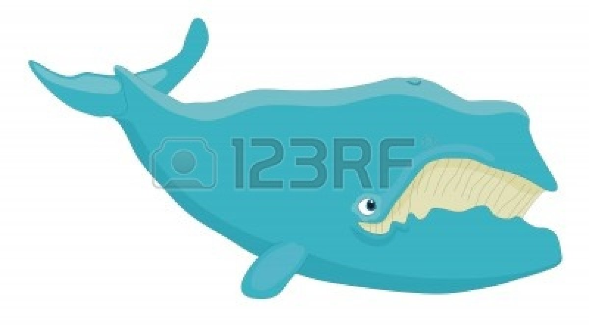 Whale vector cartoon   Clipart Panda - Free Clipart Images
