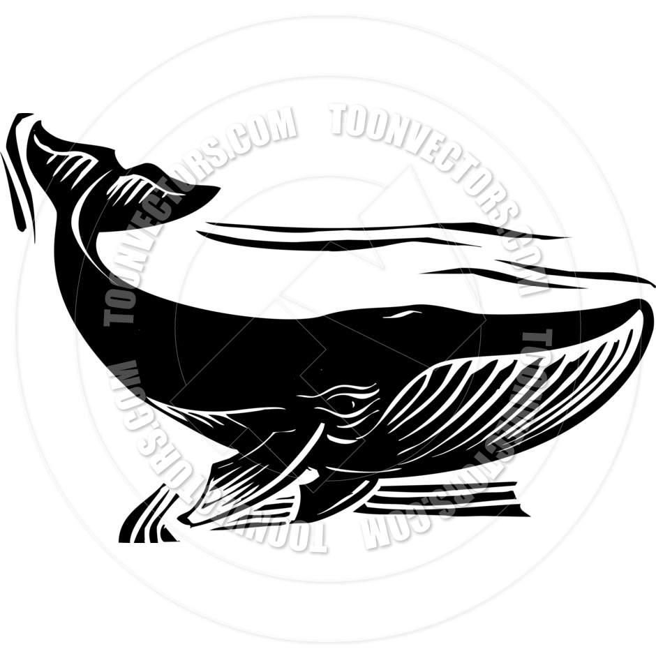 Woodcut Whale. Shrink Image   Clipart Panda - Free Clipart ...