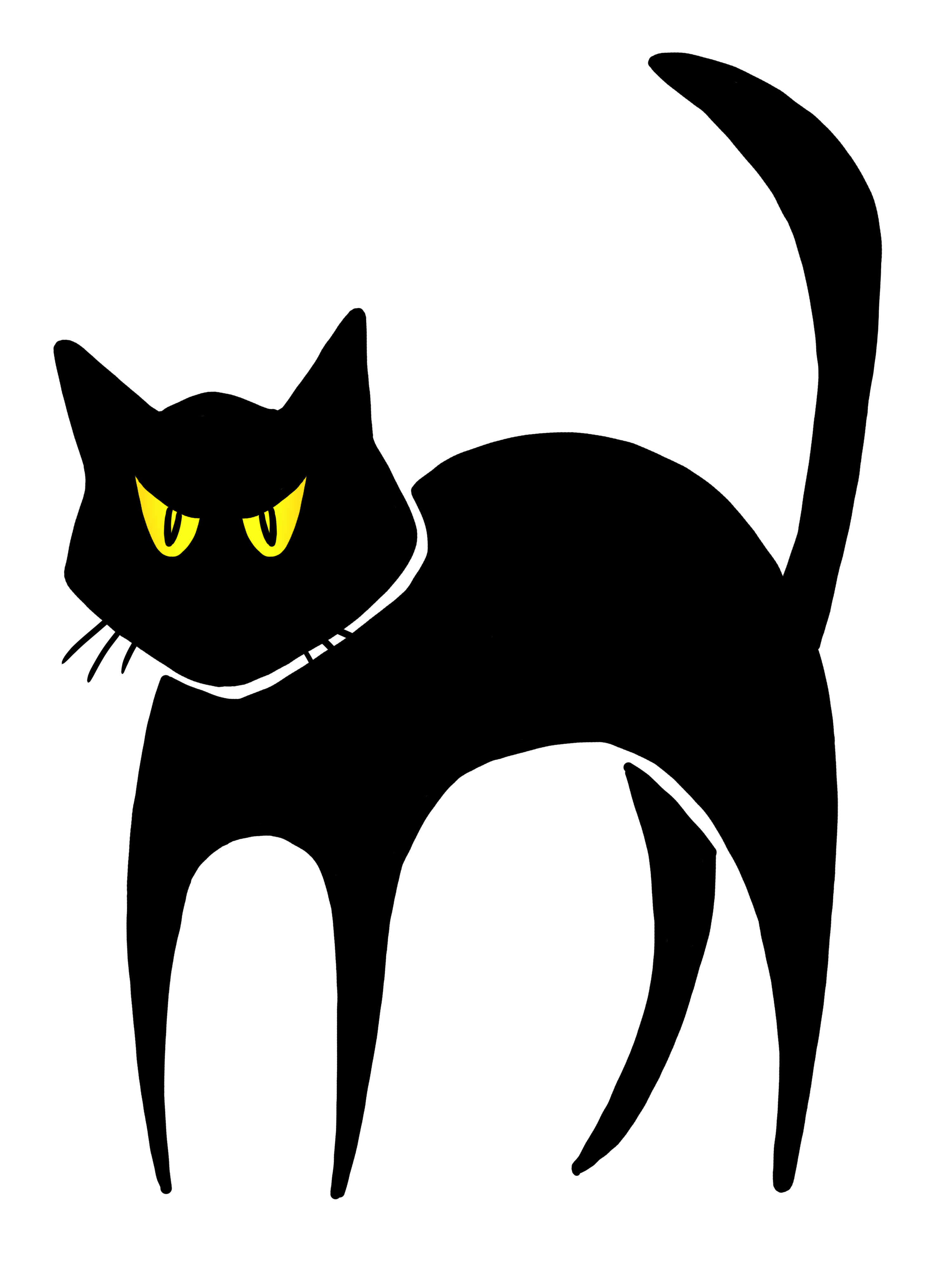 Black Cats Clip Art | Clipart Panda - Free Clipart Images