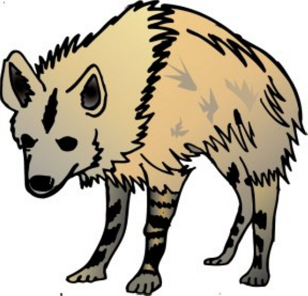 hyena clipart hyena 1 clipart panda free clipart images rh clipartpanda com Elephant Clip Art hyena face clipart