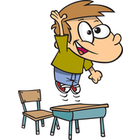 hyperactivity clipart clipart panda free clipart images Sit at Desk Clip Art Discovery Back of Students Sitting at Desks Clip Art