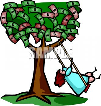 Real Money Trees | Clipart Panda - Free Clipart Images