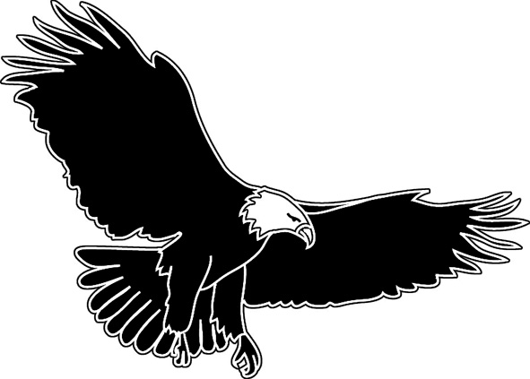 Eagle Wings Clipart | Clipart Panda - Free Clipart Images