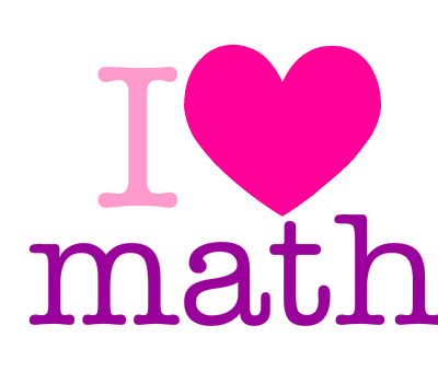 how to say i love you in maths
