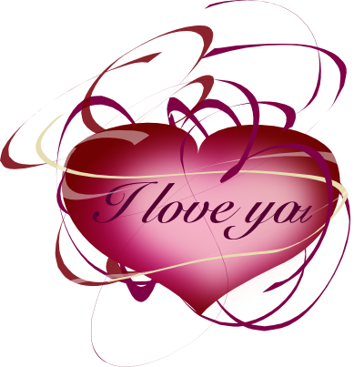 I Love You Clipart   Clipart Panda - Free Clipart Images
