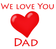 I Love You Dad Clipart | Clipart Panda - Free Clipart Images