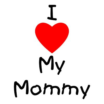 I Love You Mom Clipart | Clipart Panda - Free Clipart Images