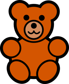 Love You Teddy Bear Clipart | Clipart Panda - Free Clipart Images