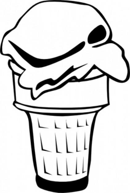 Clipart Panda Ice Cream