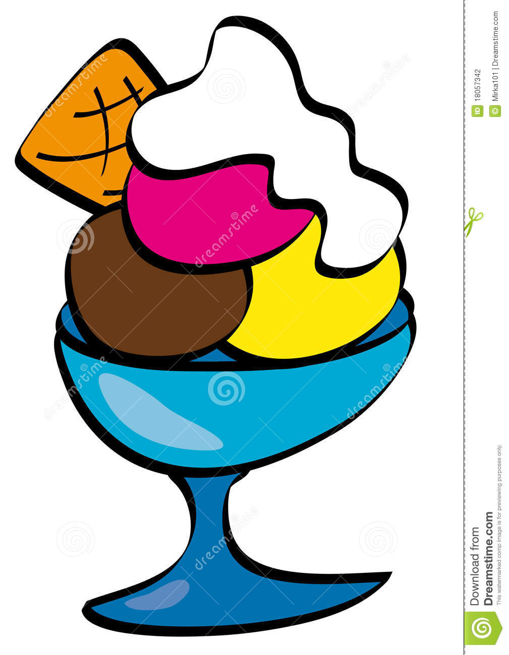 Ice Cream Bowl Clipart | Clipart Panda - Free Clipart Images