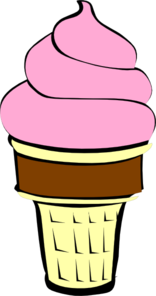 ice%20cream%20cone%20with%20sprinkles%20clipart