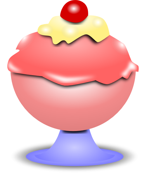 Ice Cream Cup Clipart | Clipart Panda - Free Clipart Images