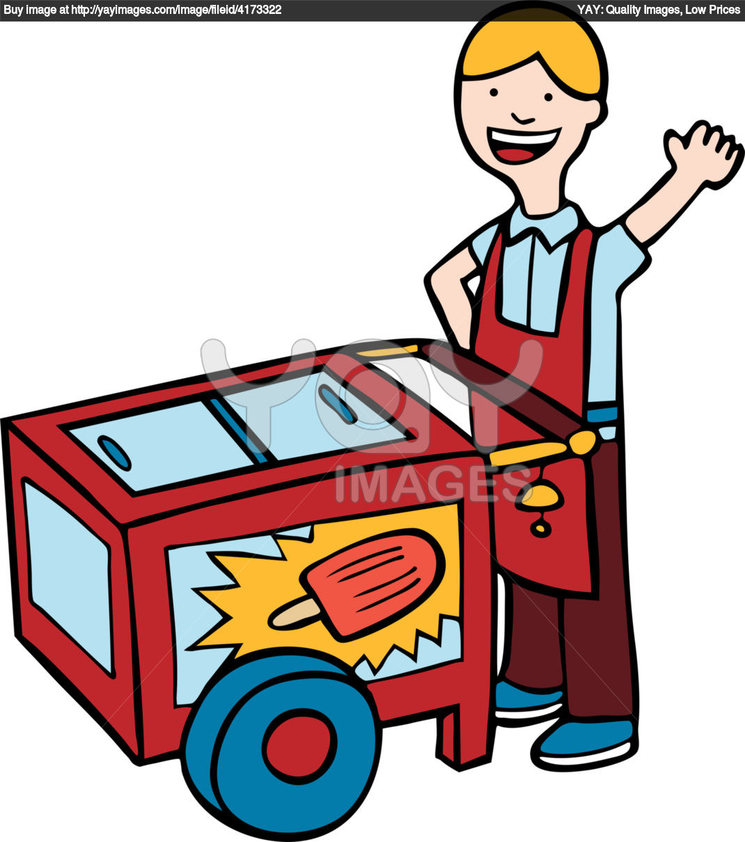 Ice Cream Cart Clip Art | Clipart Panda - Free Clipart Images