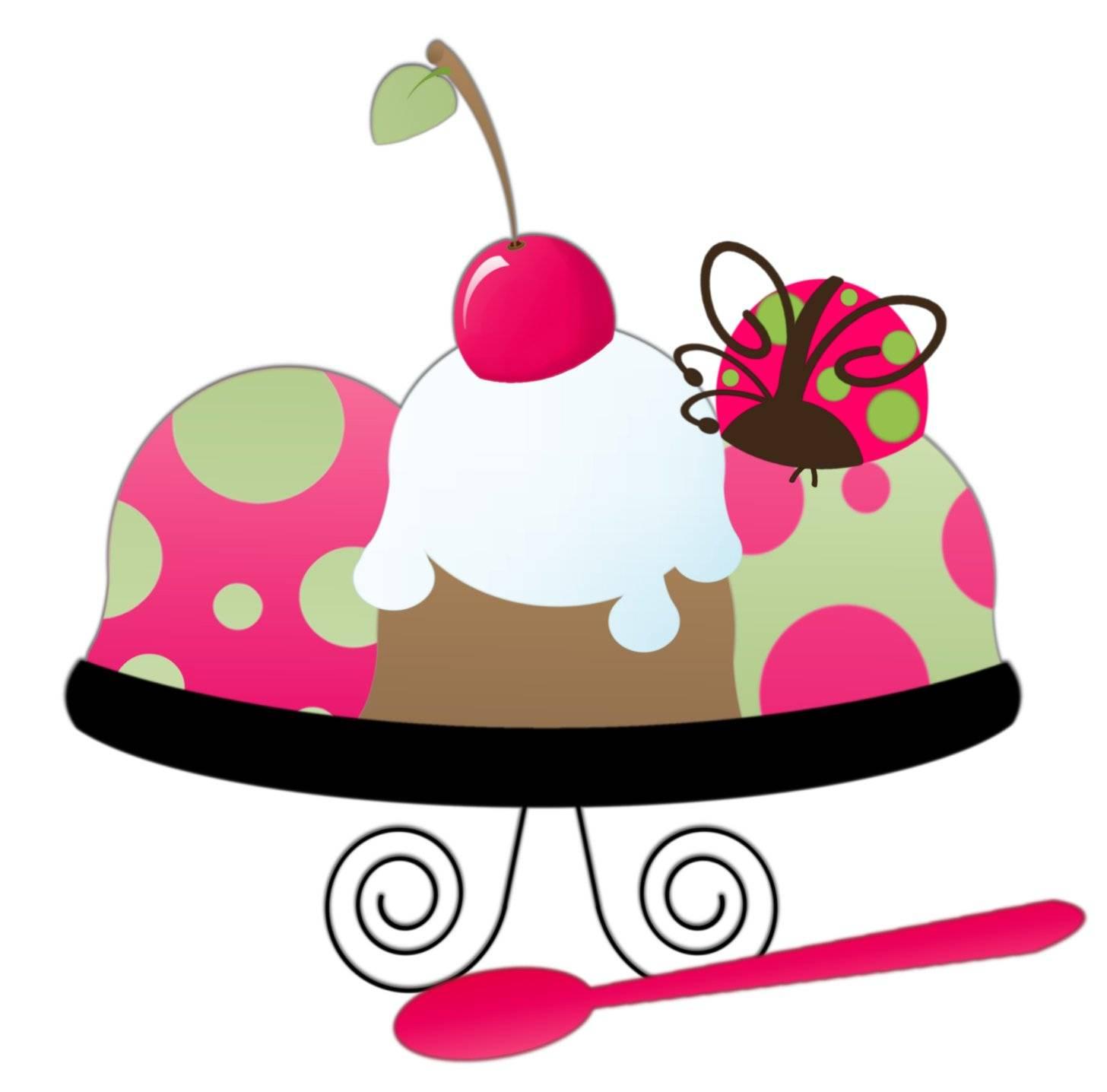 Ice Cream Sundae Clip Art | Clipart Panda - Free Clipart ...