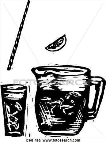 Iced Tea Clipart | Clipart Panda - Free Clipart Images