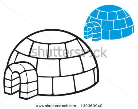 igloo clip art black and white clipart panda free clipart images rh clipartpanda com clipart glowing white patio lights clipart good day