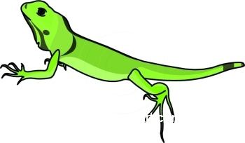 Iguana Clipart Clipart Panda Free Clipart Images