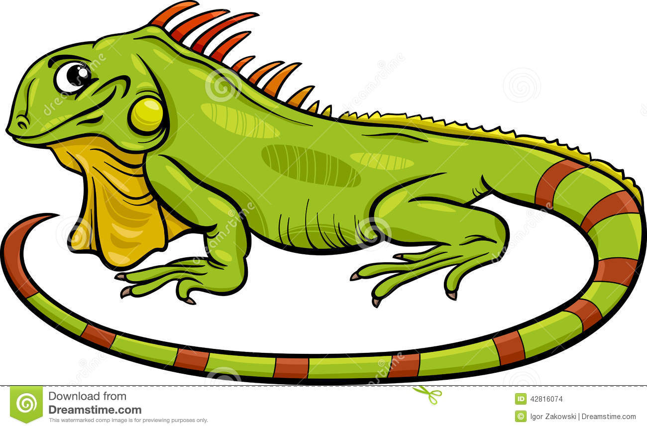Iguana Clipart | Clipart Panda - Free Clipart Images