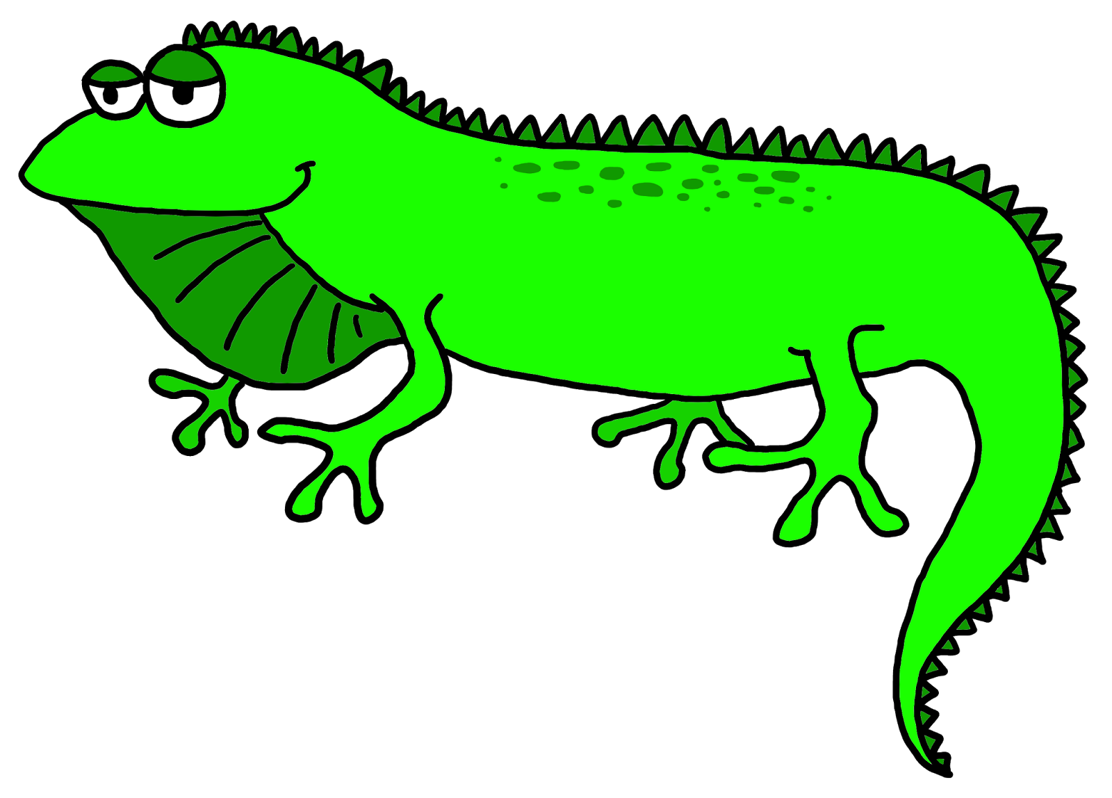 Clip Art Iguana Clip Art iguana clipart panda free images