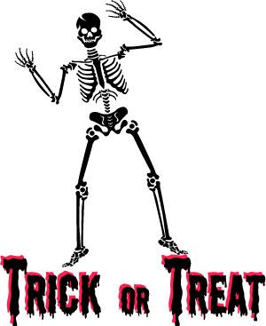 Halloween Skeleton Clipart | Clipart Panda - Free Clipart ...