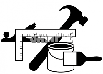 Building tools clipart clipart panda free clipart images for House remodeling tools