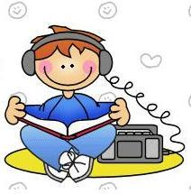 Independent Reading Clipart Clipart Panda Free Clipart