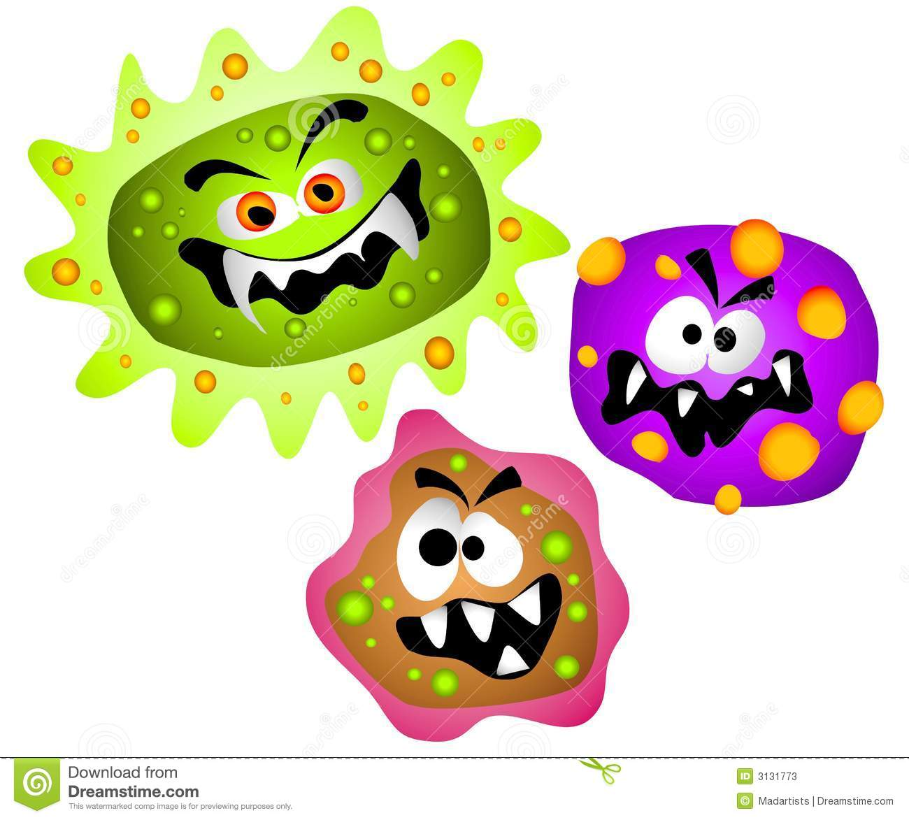 Bacteria Clipart | Clipart Panda - Free Clipart Images