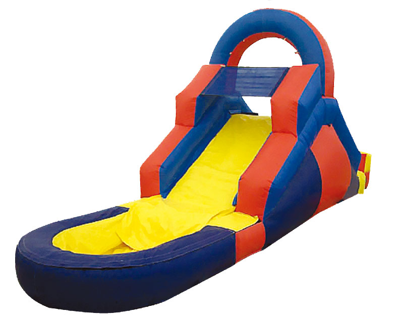 inflatable20water20slide20clipart