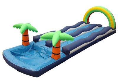 Inflatable Water Slide Clipart Clipart Panda Free