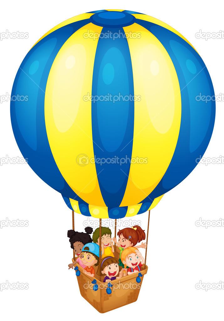 Inside Hot Air Balloon Basket | Clipart Panda - Free ...