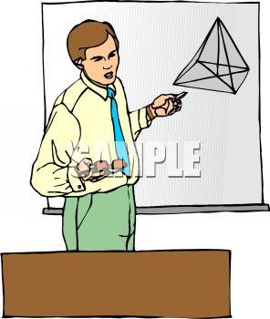 Male Math Teacher Clip Art | Clipart Panda - Free Clipart Images