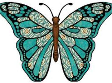 butterfly clip art clipart panda free clipart images rh clipartpanda com clipart of butterfly wings clipart of butterfly life cycle
