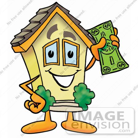 Free Cartoon House Clipart
