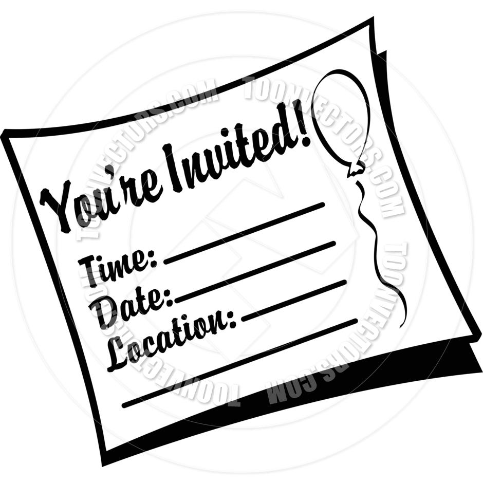 clipart for invitations - photo #22