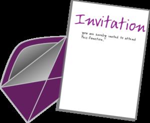 Invitations Clip Art Free | Clipart Panda - Free Clipart Images