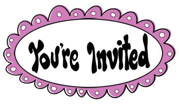 you re invited invitation clipart panda free clipart images rh clipartpanda com you're invited animated clipart You Are Invited Christmas Clip Art