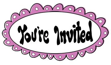 invitation clip art free clipart panda free clipart images