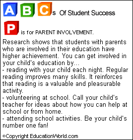 Lack Of Parental Involvement In Education Essay