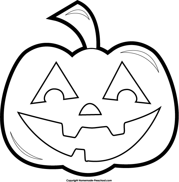 Royalty Free White Pumpkin Clip Art, Vector Images ... |Pumpkin Clipart Black And White Carson