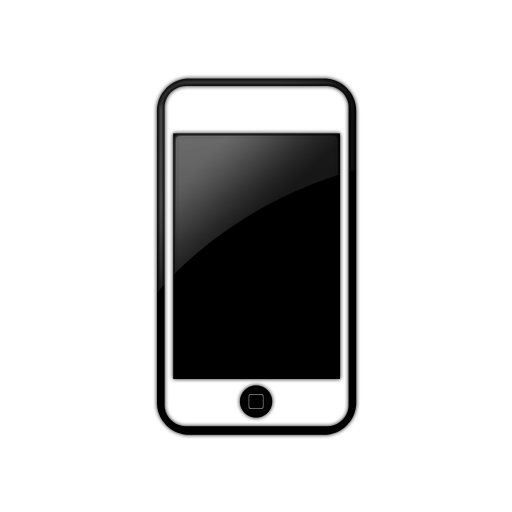 Iphone Clipart Black And White | Clipart Panda - Free ...