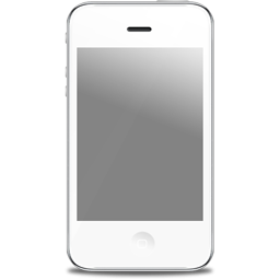 White IPhone Icon, PNG ClipArt | Clipart Panda - Free ...