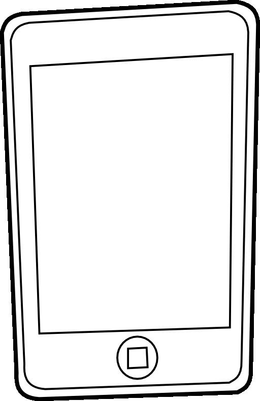ipod-clipart-clipart-iphone-512x512-1def pngIpod Clipart