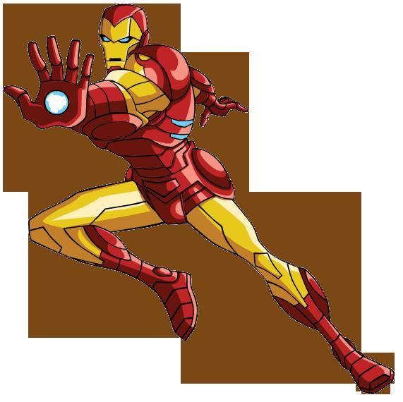 Iron Man Clip Art Free