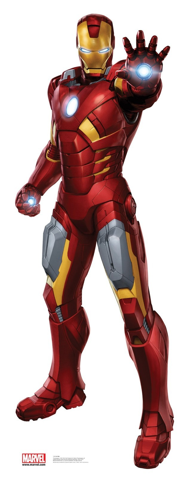 Iron Man Clipart Free | Clipart Panda - Free Clipart Images Iron Man Avengers Full Body