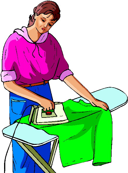 ironing clipart clipart panda free clipart images