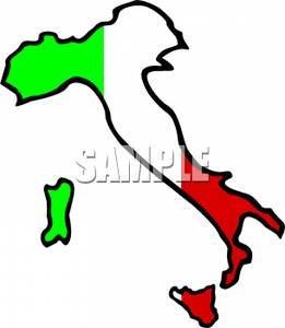 Italy - Clipart | Clipart Panda - Free Clipart Images